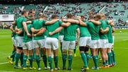 Ireland also played England ahead of the 2015 World Cup