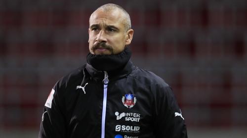 Henrik Larsson has left his position as head coach of Helsingborg
