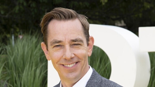 """Ryan Tubridy: """"The decency domino continues to fall and let's keep it that way. It's a beautiful thing, and I love it."""""""