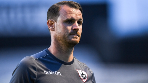 Acting Longford Town manager Daire Doyle hailed his players' efforts against Bohs