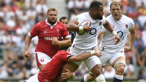 Joe Cokanasiga: 'I assumed everything would come to me, that I wouldn't need to work hard'