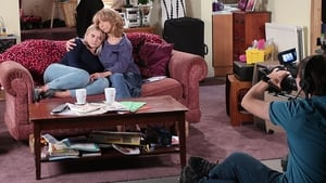 Gail can be seen in one of the promo pics for Coronation Street