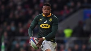 Aphiwe Dyantyi has been banned for four years