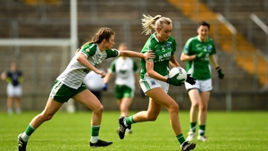 Fermanagh's Molly McGloin & Caroline McCarthy of London