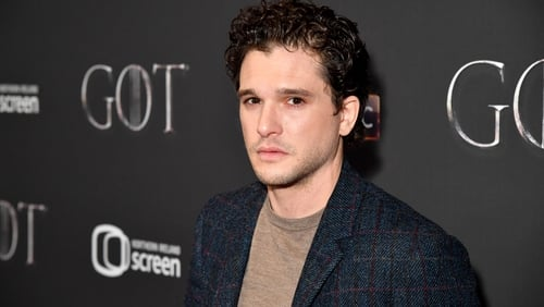 KIT HARINGTON Confirmed as BLACK KNIGHT in ETERNALS