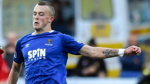 Michael O'Connor has left Waterford FC for the Scottish Premiership