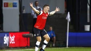 James Collins was among the goals as Luton had a good away win at Barnsley