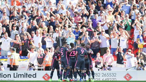 Leeds Premier League hopes remain up in the air