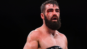 Jono Carroll got back to winning ways