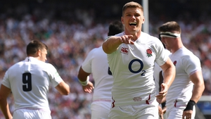 Owen Farrell is stay with his club side Saracens