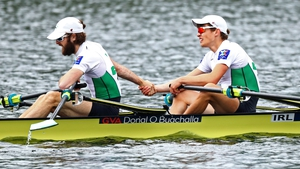 Paul O'Donovan and Fintan McCarthy are going to the Olympics