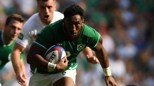 Bundee Aki previously rejected an approach from France