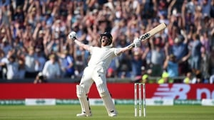 Ben Stokes's century helped England to an astonishing one-wicket victory in Headlingly