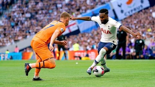 Danny Rose is not keen to return to action until it's safe to do so