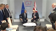 Six One News (Web): Nothing 'new or substantive' from Tusk, Johnson meeting - EU official