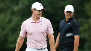The last of McIlroy's four major titles came in the 2014 US PGA Championship, since when Koepka has won the US Open in 2017 and 2018 and the US PGA in 2018 and 2019
