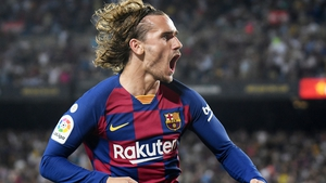 Antoine Griezmann has settled into life at Barcelona
