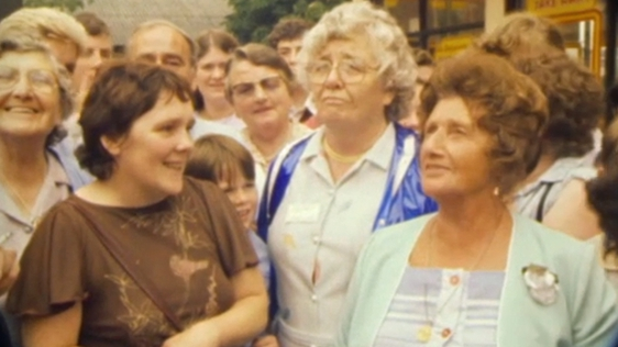 Mosney Holiday with the Lions Club (1984)
