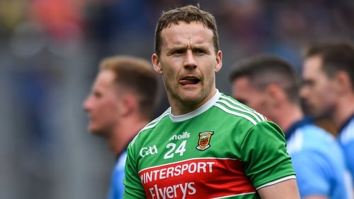 Andy Moran has retired from inter-county football
