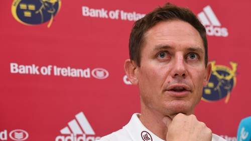 'I didn't respect the Northern hemisphere teams enough, nor the competition up here enough'