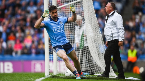Macauley has scored three goals for Dublin this summer