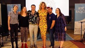 Panti Bliss and her parlour guests