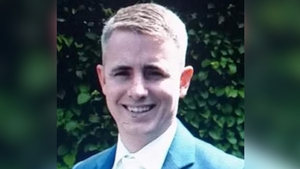 Vincent Parsons died on Monday evening at Tallaght Hospital