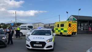 The shooting occurred at a caravan park on the Clogherhead to Termonfeckin Road