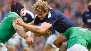 Gray has not played for Scotland in 18 months