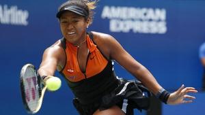 Naomi Osaka won her first Grand Slam at Flushing Meadows last year
