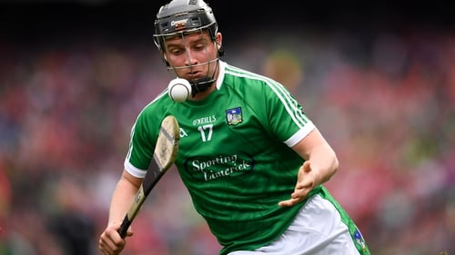 Peter Casey won an All-Ireland SHC title with Limerick last year