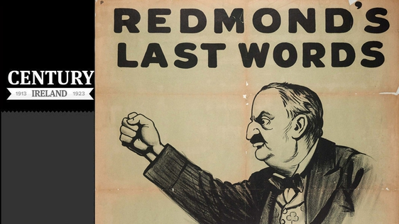 Detail from an anti-Home Rule election poster c 1911 Photo: London School of Economics