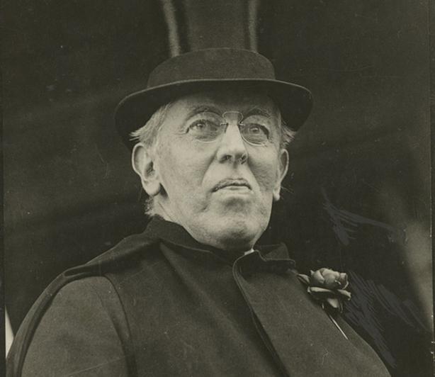 President Woodrow Wilson Photo: New York Public Library