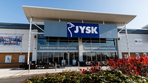 The Naas store performed second best out of 1,200 stores across the JYSK Nordic division of the JYSK Group in its opening month