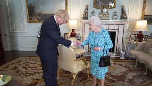 Boris Johnson asked Queen Elizabeth II to 'prorogue' parliament on the advice of the Privy Council