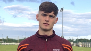 Darragh O'Connor, formerly of Wexford FC