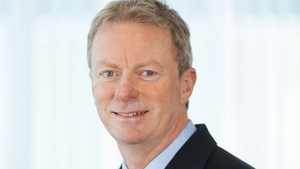 Ray O'Driscoll, new Chief Operating Officer with Shannon Group