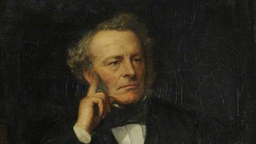 George Gabriel Stokes. Image: Royal Society