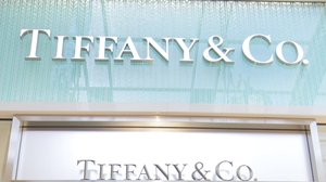 Tiffany maintained its annual sales forecast of a low-single-digit percentage rise