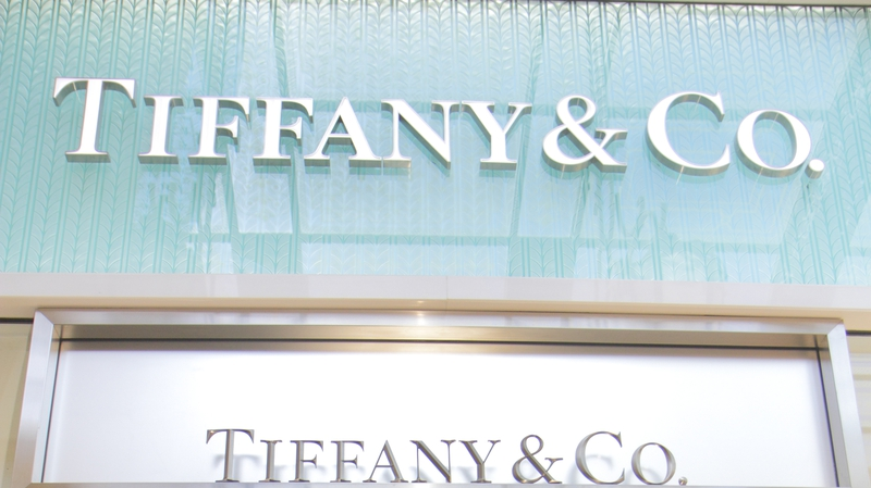 Tiffany sales fall as tourist spending in US declines