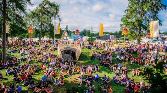 Is festival season gone or a goer?