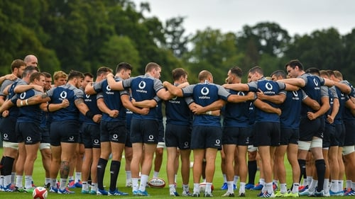 The Ireland squad have enough talent to turn things around, according to Murray