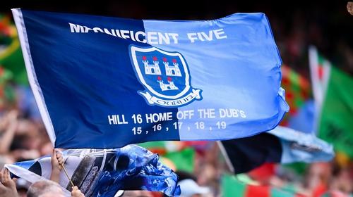 Dublin fans are confident