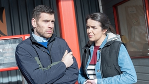 Briain and Sorcha have good reasons to be anxious as Ros na Rún returns