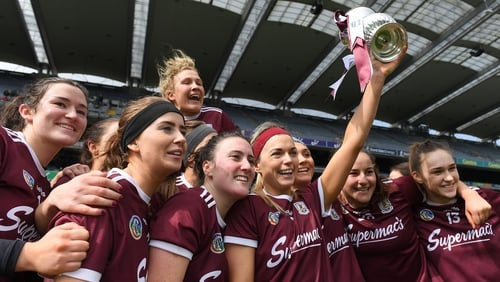 Galway are the reigning All-Ireland champions