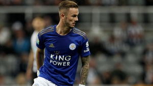 James Maddison has been in fine for for Leicester City