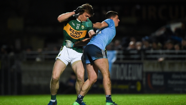 """The Taskforce outlined its vision for """"striking a better balance and a degree of certainty""""  between the club and inter-county scene."""