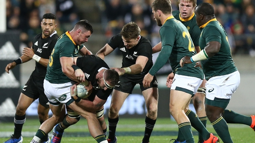 South Africa and New Zealand go head-to-head on Saturday