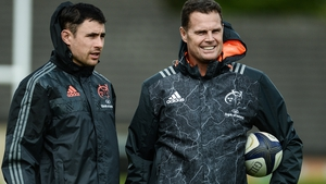 Together again - Jones and Erasmus at Munster