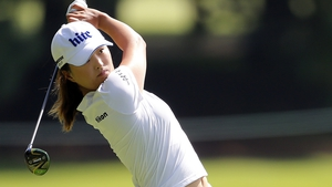 Ko Jin-young had not dropped a shot since the second hole of the third round of the Women's British Open, where she finished third.